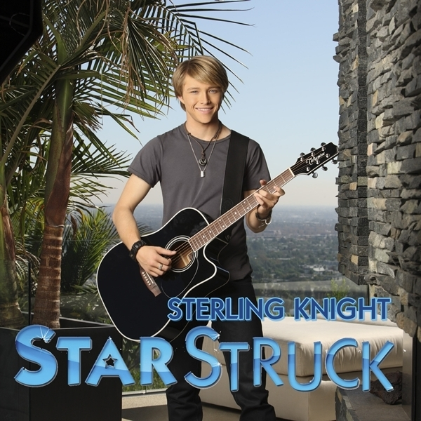 Starstruck [FanMade Single Cover] - Sterling Knight Fan Art
