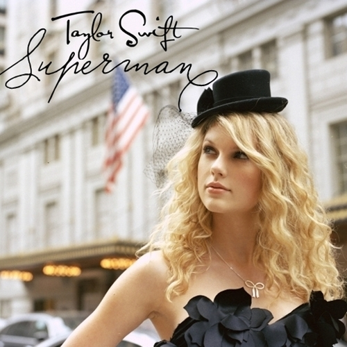 Superman [FanMade Single Cover] - taylor-swift Fan Art