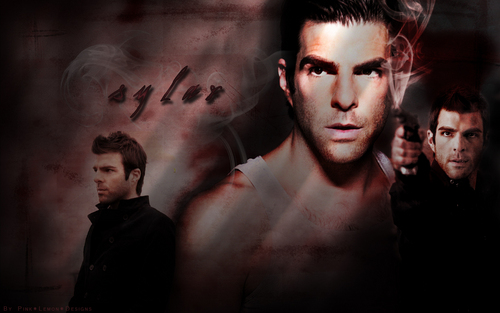TV Male Characters wallpaper called Sylar