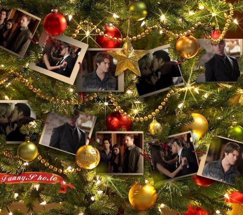 TVD Merry क्रिस्मस <3