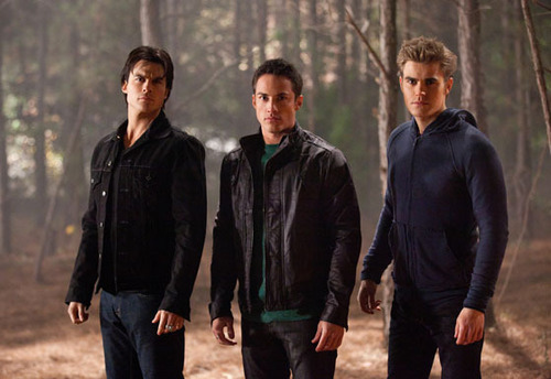 TVD_season 2_Behind the scenes