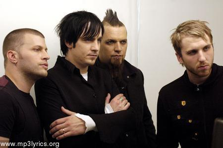Three Days Grace wallpaper containing a business suit, a well dressed person, and a suit called The Band