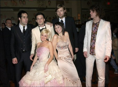 The Killers at The Grammys