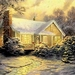 Thomas Kinkade Christmas - thomas-kinkade icon