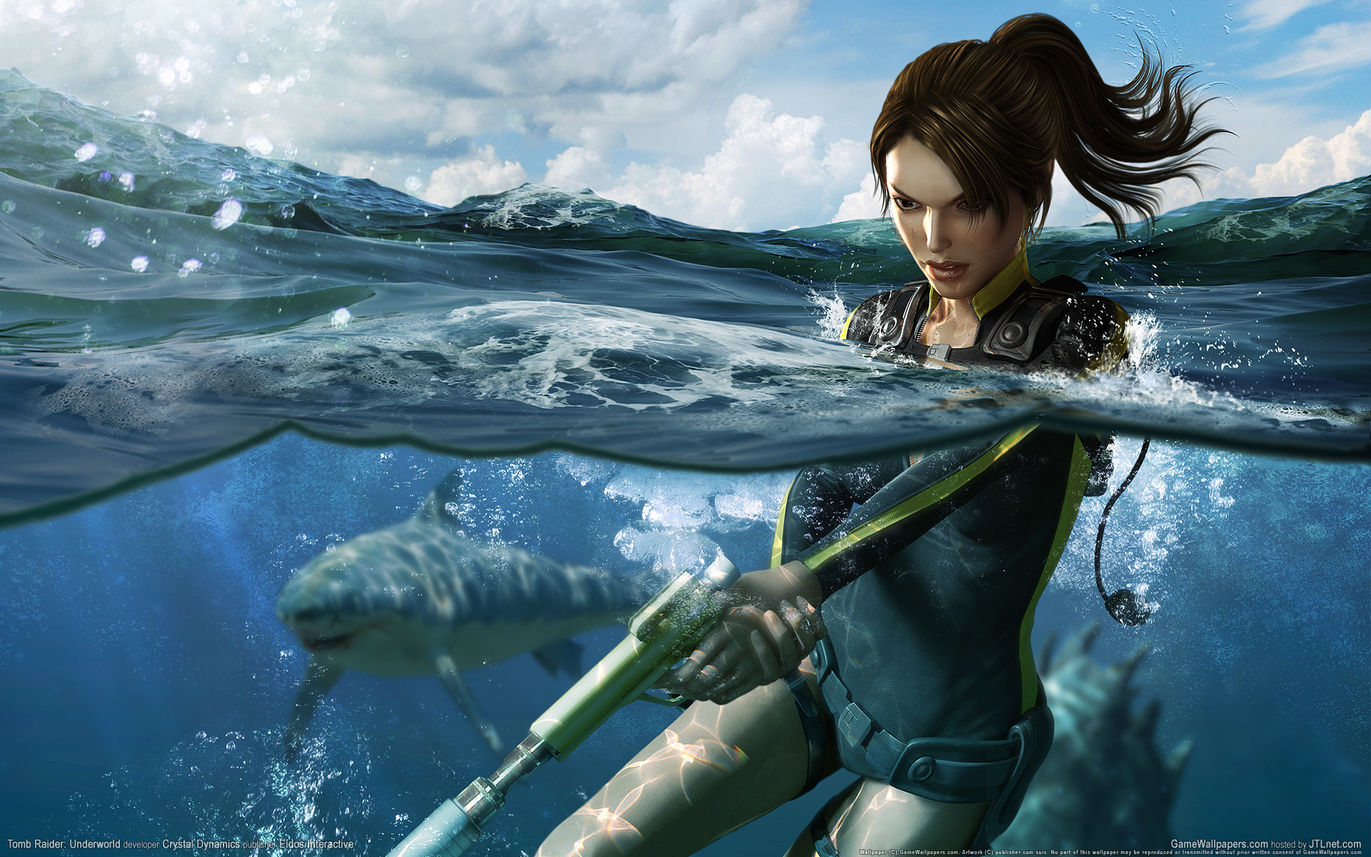 Tomb Raider আন্ডারওয়ার্ল্ড
