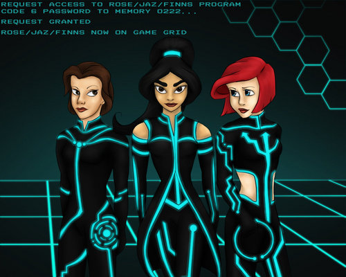 Tron Princesses