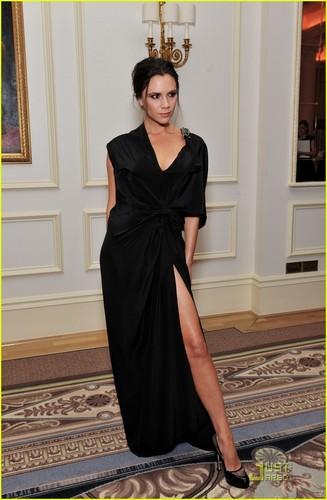 Victoria Beckham: British Fashion Award Nominee!
