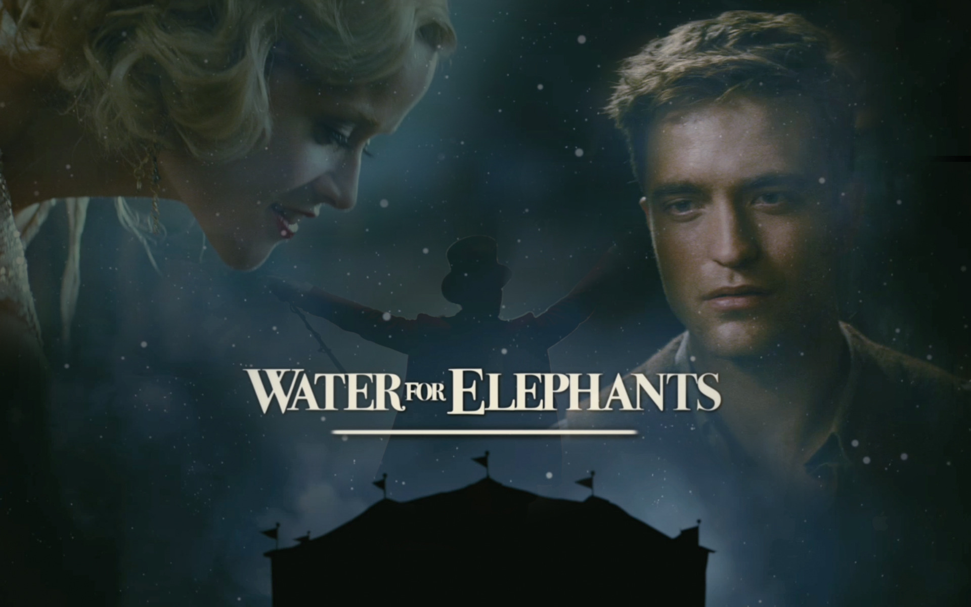 water for elephant movie pictures et photos