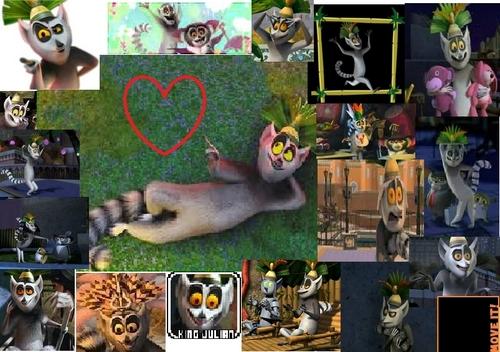 WHO LOVES KING JULIEN!!!??????