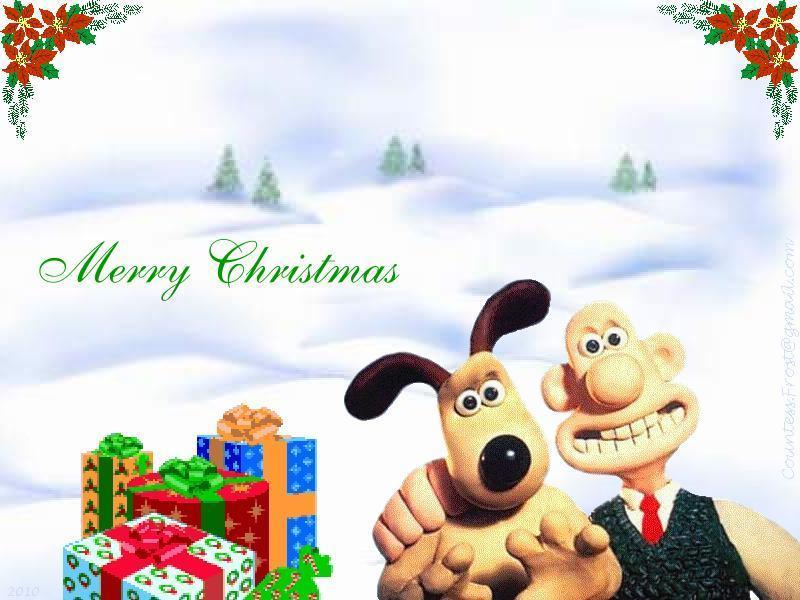 Aardman images Wallace and Gromit Christmas HD wallpaper and ...