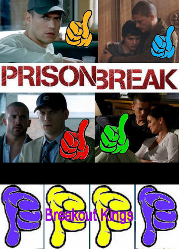 Michael Scofield wallpaper called We want PRISON BREAK season 5 with MICHAEL SCOFIELD - Not stupid Breakout Kings
