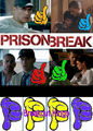 We want PRISON BREAK season 5 with MICHAEL SCOFIELD - Not stupid Breakout Kings - michael-scofield fan art