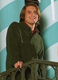 Will standing on a Balcony - will-friedle Photo
