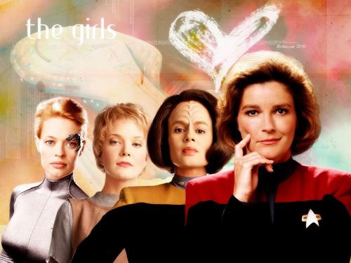 Women of Voyager