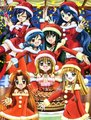 X'mas - anime-girls photo