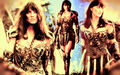 Xena: Warrior Princess - female-ass-kickers wallpaper