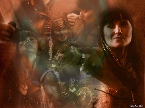 Xena Nữ chúa chiến binh