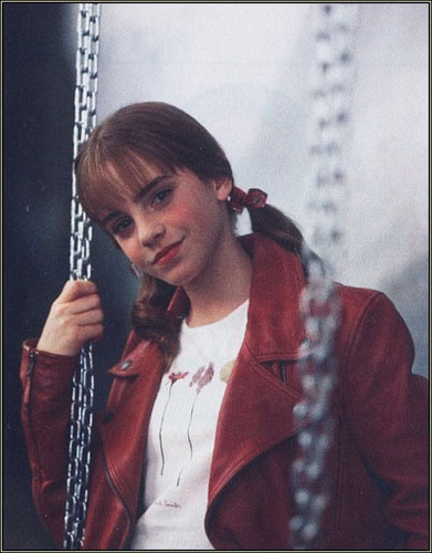 Young Emma!