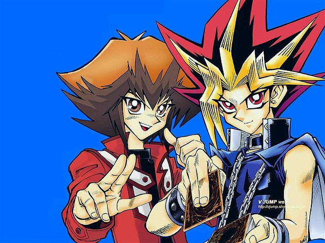 Yugioh GX The Beginning Of Destiny images Yugi-Oh wallpaper and ...