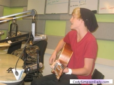 Z100 Radio Station - cody-simpson Photo