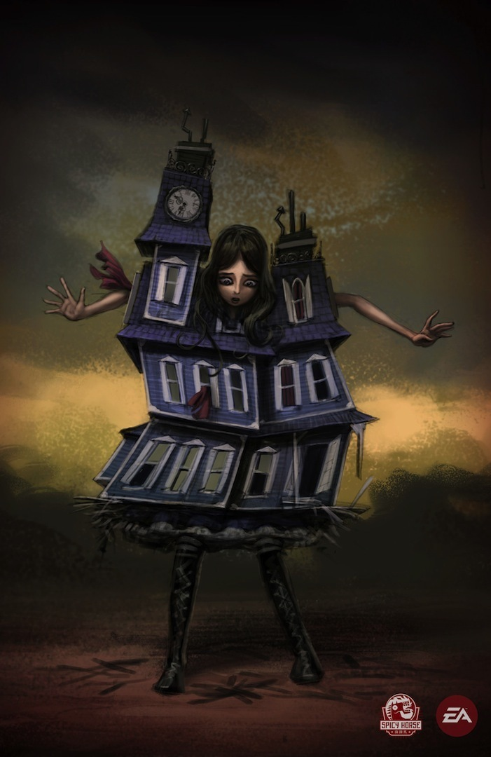 Alice In House American Mcgee S Alice Photo 17890405