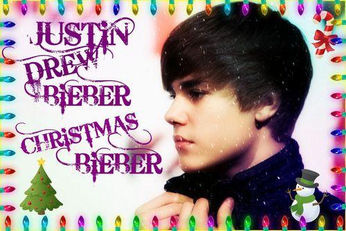 christmas bieber