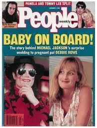 debbie & mike baby on board
