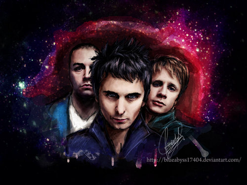 fan art wallpaper - muse Wallpaper