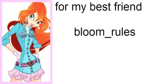 for bloom_rules