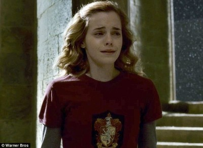 hermione in 6th an