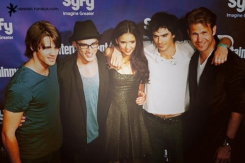 ian always aroud nina