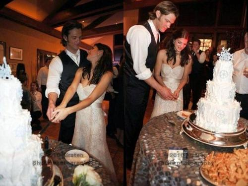 Jared Padalecki & Genevieve Cortese 壁紙 called jared padalecki and genevieve padalecki