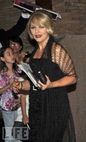 lady Gaga's mother cynthia germanotta