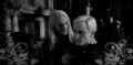 lucius and draco - death-eaters fan art