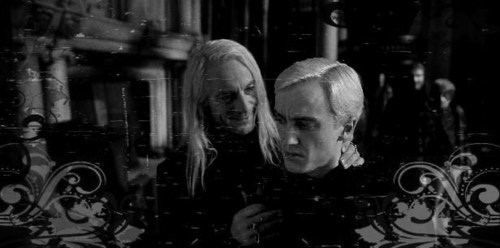lucius and draco