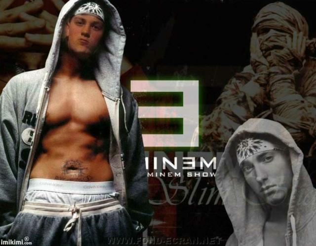 me and Eminem