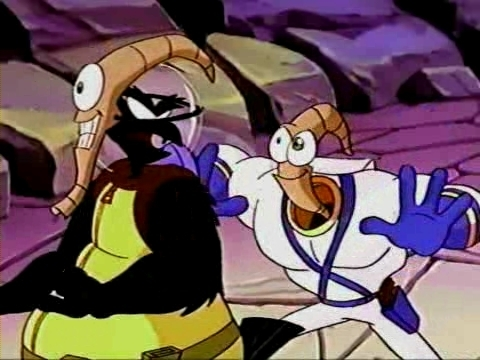 psy-crow and earthworm jim