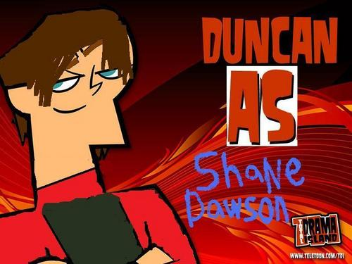 shane dawson in tdi form - total-drama-island Photo