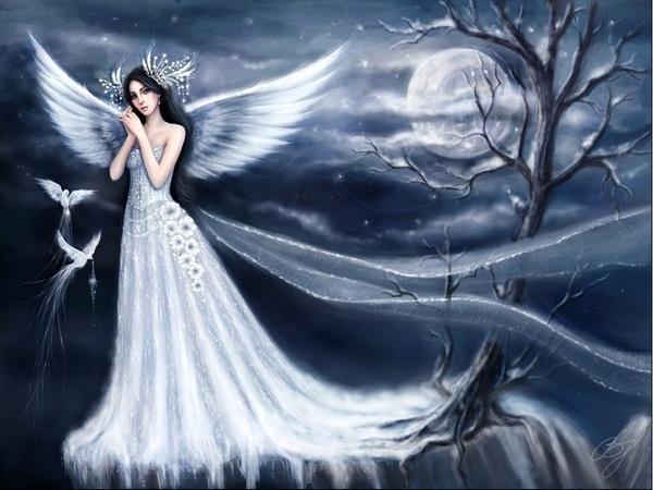snow 天使
