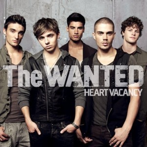 The Wanted Hintergrund possibly with a portrait entitled the wanted group