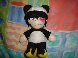 zuko panda plushie