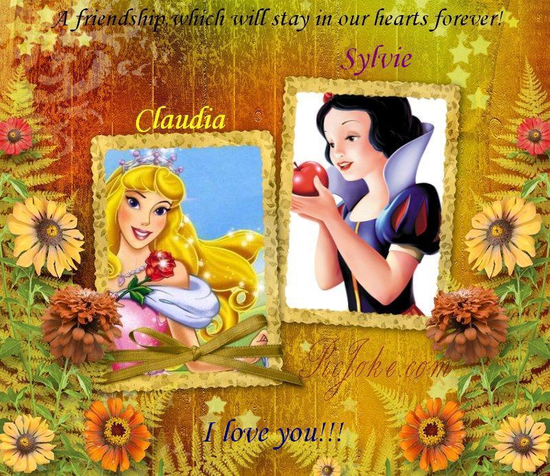 ~Aurora and Snow White~