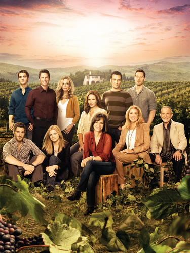 Season 4 - Cast Promo Shoot