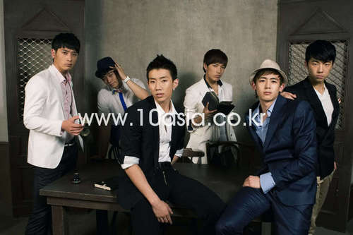 [pictures] 2PM - 10asia Pictorial