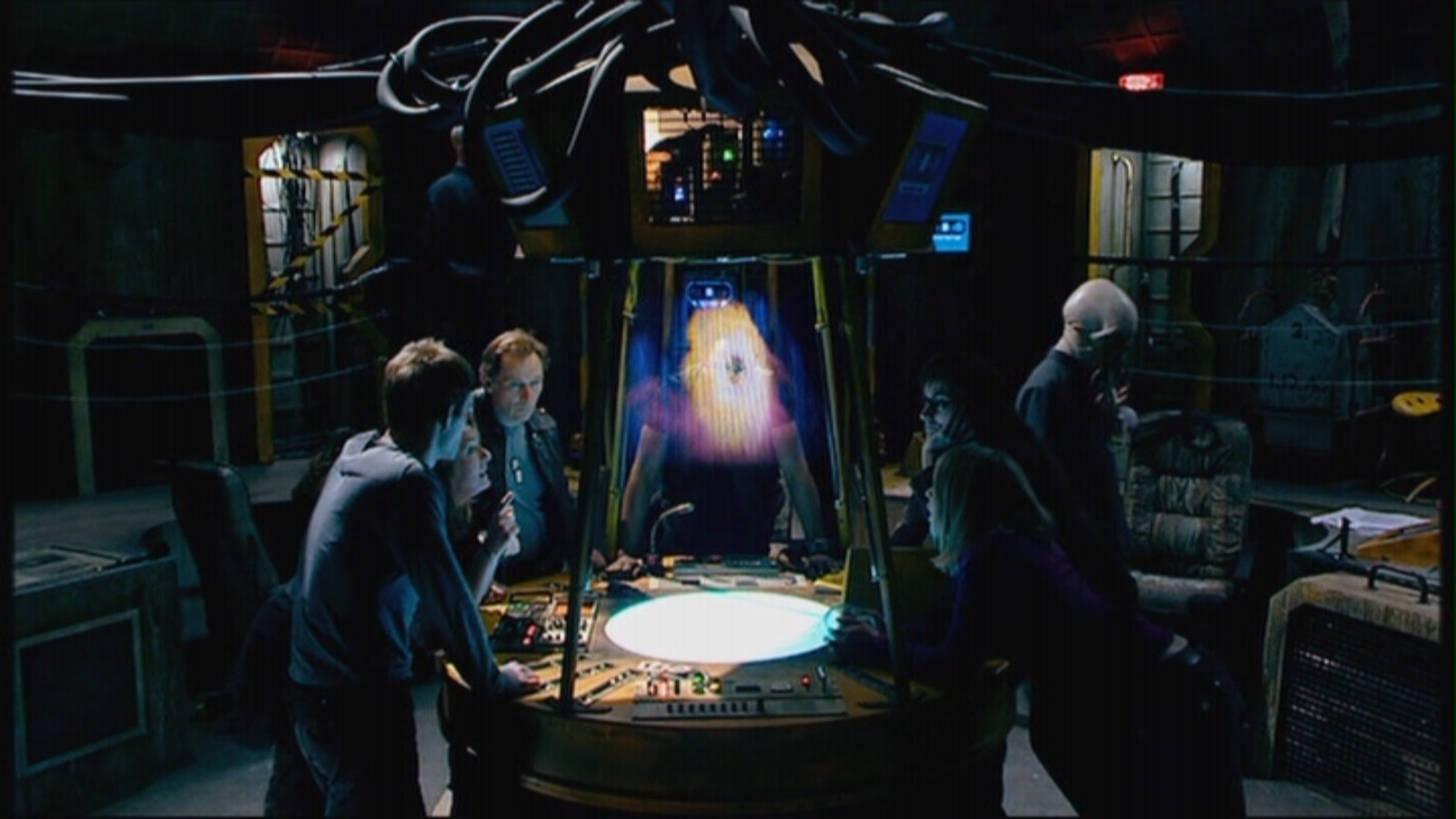 2x08 The Impossible Planet