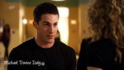 90210- 2008 - Played Ozzie Cardoza (Season 1)