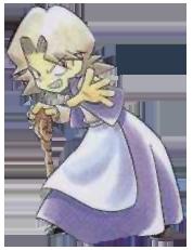 Agatha from Pokemon Adventures