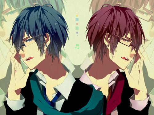 Akaito and Kaito