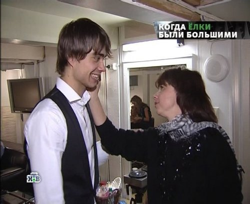 Alex and his mother, Natalia ♥