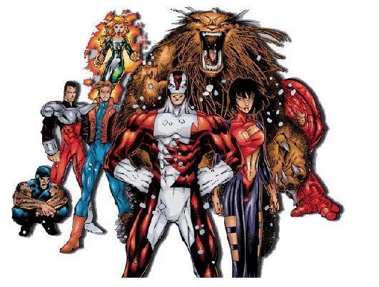 Marvel Comics Alpha Flight